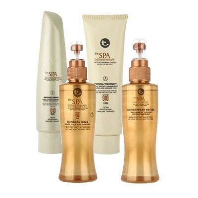 TECNA  SPA KIT |  Renewal Shampoo, Renewal Treatment, Mineral base, Antioxidant