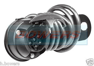 Pre-Wired Universal 7 Pin 12N Black Single Towing Electrics / Towbar Wiring