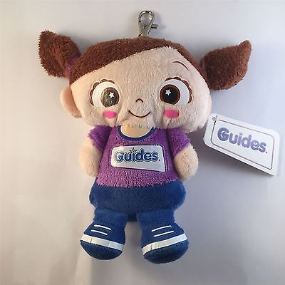 Guides Doll Clip Girlguiding With metal clip
