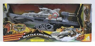 NEW The Corps Battle Cruiser from Mr Toys