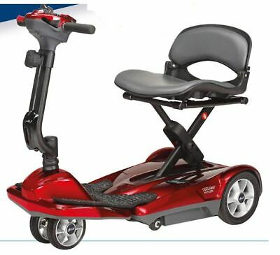 BRAND NEW Drive Easy Move AUTO Folding Mobility Scooter **20KG in Bag**