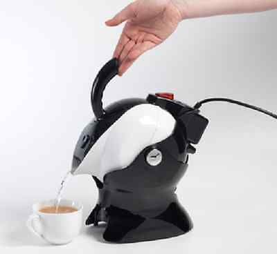 Uccello Kettle - Easy Tipper - Safely Pour - Disability Aid - Arthritis Aid