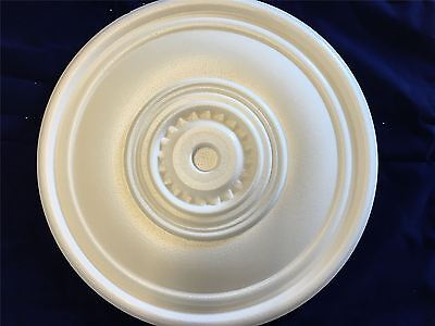 40cm URBAN Ceiling Roses Polystyrene Easy Fit Very Light Weight(15.748inches)