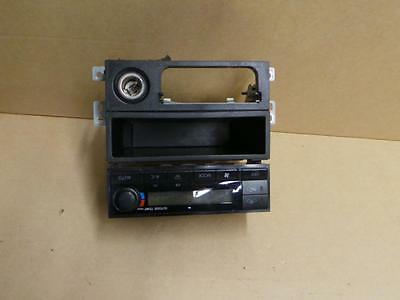 Nissan Xtrail Heater/ac Controls T30, Climate Control Type, 10/01-10/03 01 02 03