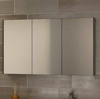 Timberline Tennessee 1500mm Shaving Cabinet Rocco Lini Gloss