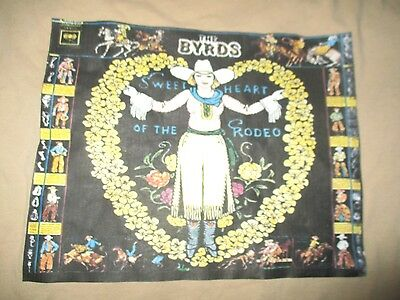 Retro THE BYRDS Sweet Heart of the Rodeo (LG) T-Shirt ROGER McGUINN