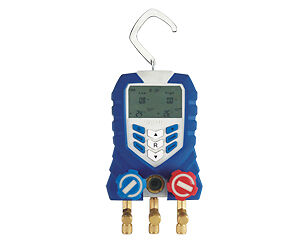 Digital Manifold Gauge For Refrigerants