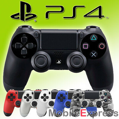 Official Genuine Sony Playstation PS4 Dualshock®4 Wireless Controller