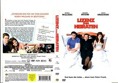 Lizenz zum Heiraten - Was Frauen schauen (Robin Williams) DVD / #8059