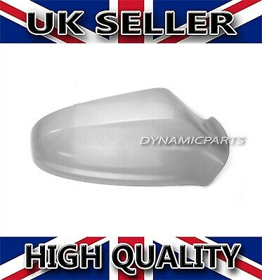 Vauxhall Astra H MK5 Wing Mirror Cover Cap Casing Right / OSF 04-09 Primed