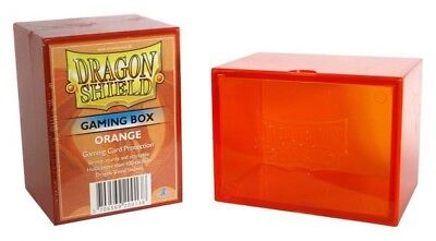 Dragon Shield - Gaming Box Orange - Karten Box