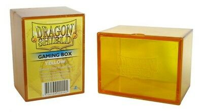 Dragon Shield - Gaming Box Yellow - Karten Box