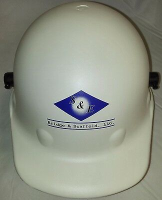 Honeywell Fibre Metal White Roughneck Hard Hat Model P2AQRW01A5291