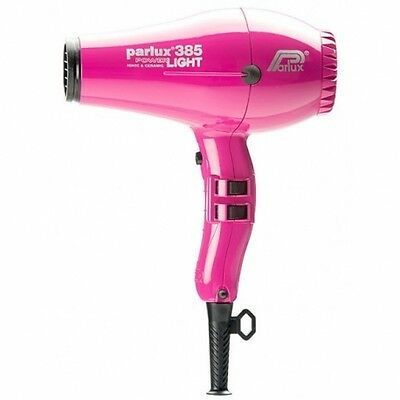 Secador Parlux 385 Power Light Fucsia
