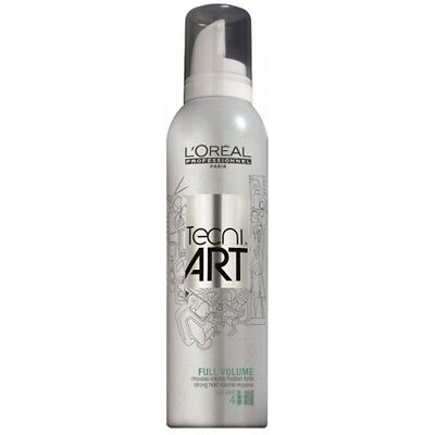 L'oreal Tecniart Force 4  Mousse Full Volume  250 Ml