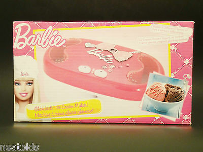 Barbie Glamtastic Ice Cream Maker, Yogurt and Sorbet Maker