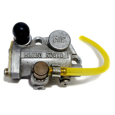 1978 Puch Magnum moped two stroke Mikuni oil pump with new oil line ZA50