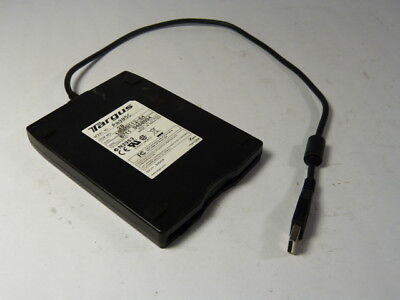 Targus PA905C USB External Floppy Drive Black  USED