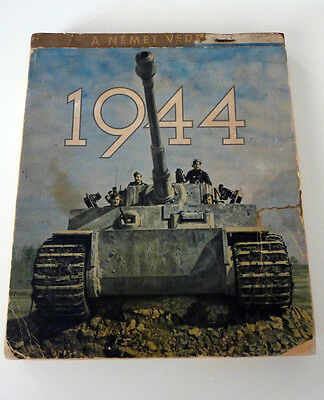 1944 German Propaganda Calendar With 53 Unused Color Postcard, Very Rare!!!!!