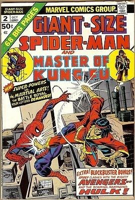 Giant-Size Spider-Man #2 - FN-