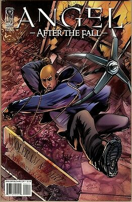 Angel: After The Fall #4 - NM-