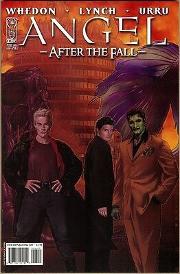 Angel: After The Fall #6 - NM