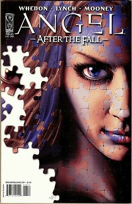 Angel: After The Fall #13 - VF+