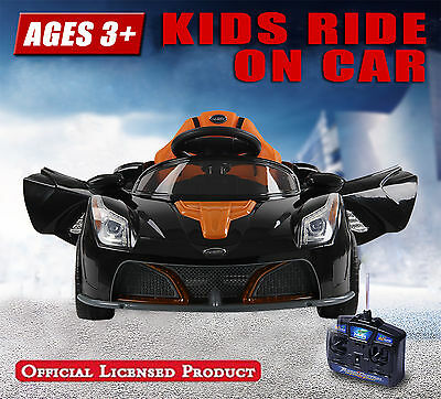 Kids Electric Ride on Car MR2 Style Children Sports Toys Remote 12V Button Start