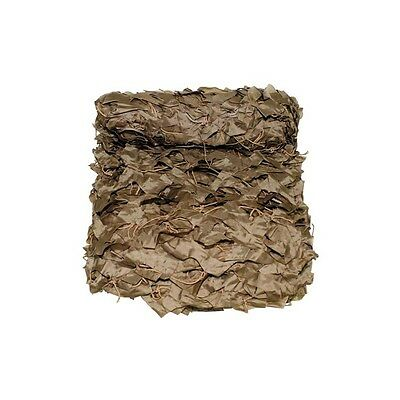 Filet de Camouflage Coyote 3 x 2m Polyester
