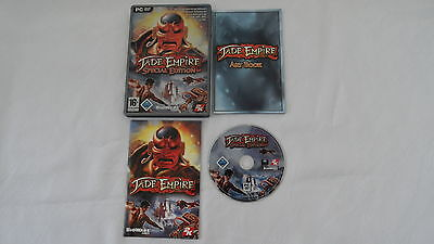 Jade Empire - Special Edition für PC - Steelbook - CIB - Komplett !