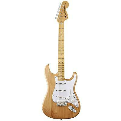 Fender Classic Series 70s Stratocaster MN Natural inkl. Gigbag