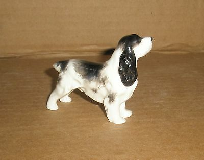 Royal Worcester Dog Figurine/ Spaniel
