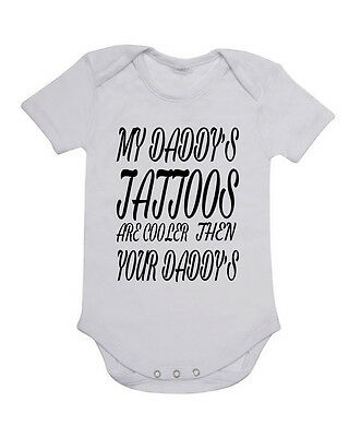 Baby Boy Girl Body Suit Infant Toddler One-Pieces Brand New Popular Funny Onesie