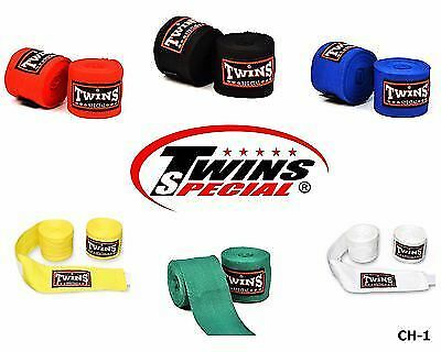 Twins Stretch Hand Wraps 5M All Colours Boxing Hand Wraps