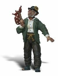 Woodland Scenics G Scale Hobo With Red Pouch | Bn | 2529