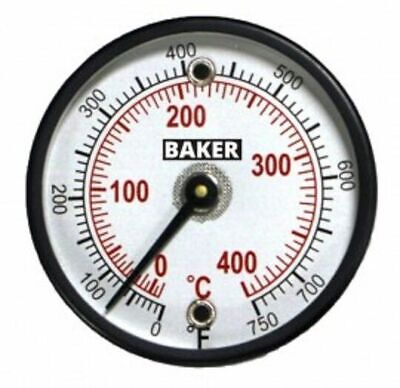 Baker 314FC Magnetic Surface Thermometer, 50 to 750°F (10 to 400°C)