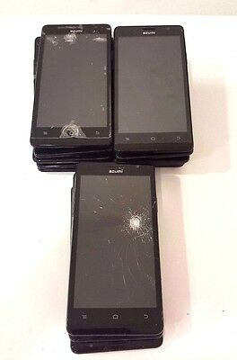 13 Lot Azumi Arkia A50 Cellphone GSM Locked Claro For Parts Used Wholesale As Is