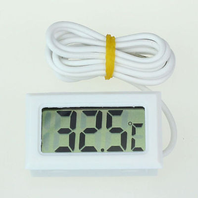 Mini Digital Fish Tank Aquarium Thermometer Water Temperature