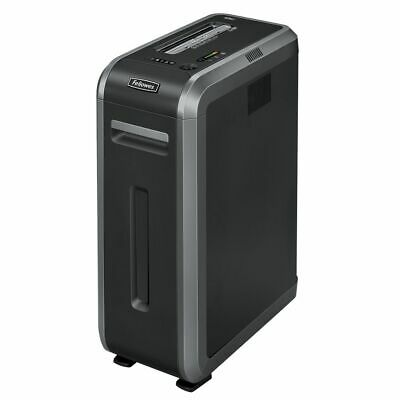 Fellowes Powershred Cross Cut Shredder 125Ci