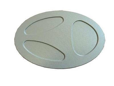 """Nugget Finder 14x9"""" Advantage Skid Plate Cover (Spoked or Solid coils)"""