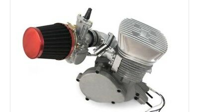 2 STROKE 66CC High-Performance Engine Motorized Bicycle Custm Blt F1.Top Seller