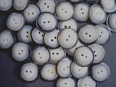 25  BUTTONS SIZE 25mm