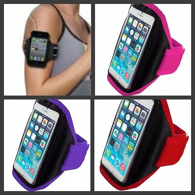Sports Arm band Case Mobile Phone Holder Gym Runing For iPhone 7+8 X XS MAX XR