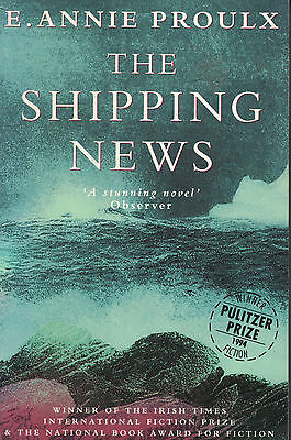 the shipping news by annie proulx The first chapter of 'the shipping news', written in 1993, by annie proulx, exposes the modern reader to the development of what everyone has experienced before the development of their.