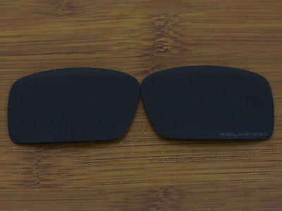 Replacement Black Polarized Lenses for Gascan S (Small) Sunglasses