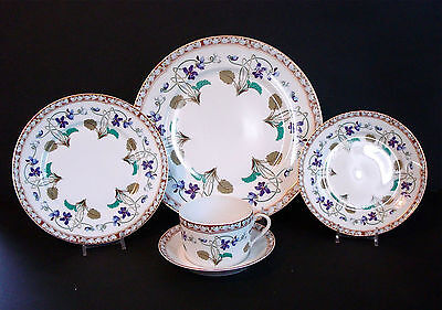 Haviland Limoges ~ Imperatrice Eugenie 5 pc Place Setting ( s )