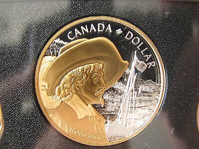 Canada 2008 Double Dollar 8 Coin Proof Set - 400th Anniversary of Quebec City