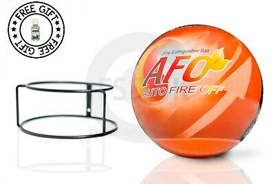 Automatic Fire Extinguisher Suppression Ball.Auto ABCDE high risk+secluded areas