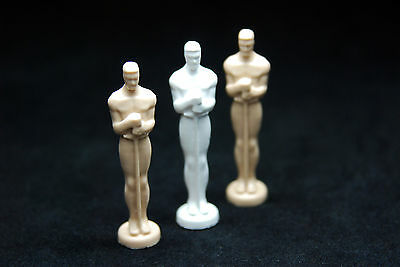 Silicone Oscar Trophy Mold Candle Clay Jewelry Soap Mold Melting Candy Wax Resin