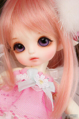 1/8 BJD doll SD Doll Tiny FREE FACE MAKE UP+EYES D